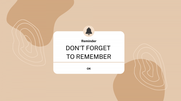 Don't Forget to Remember Image