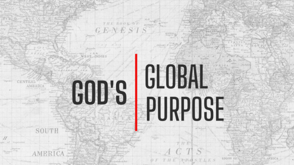 God's Global Purpose Image